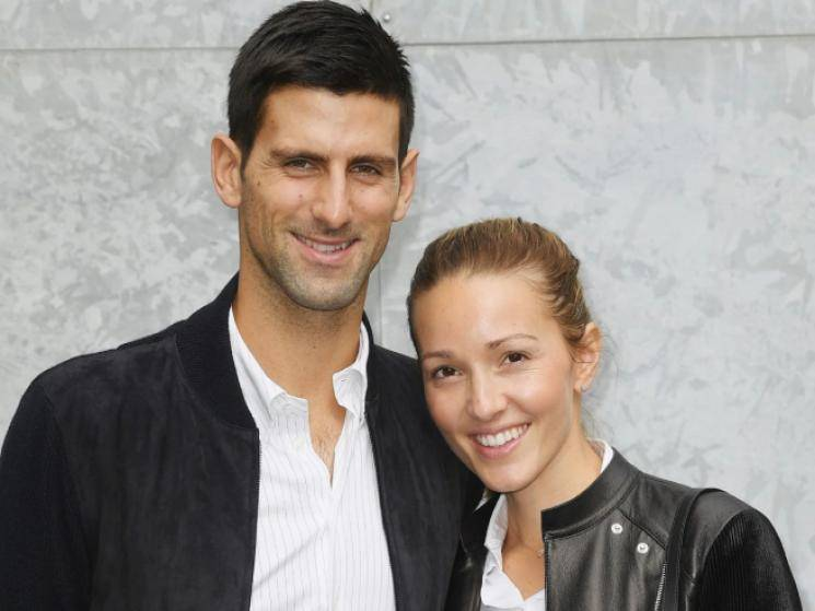 World No. 1 Tennis player Novak Djokovic & his wife test positive for COVID-19! - Daily news