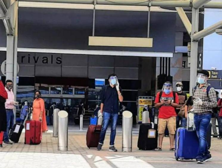 Man traced and quarantined by police after skipping screening at Delhi Airport, case booked - Daily news