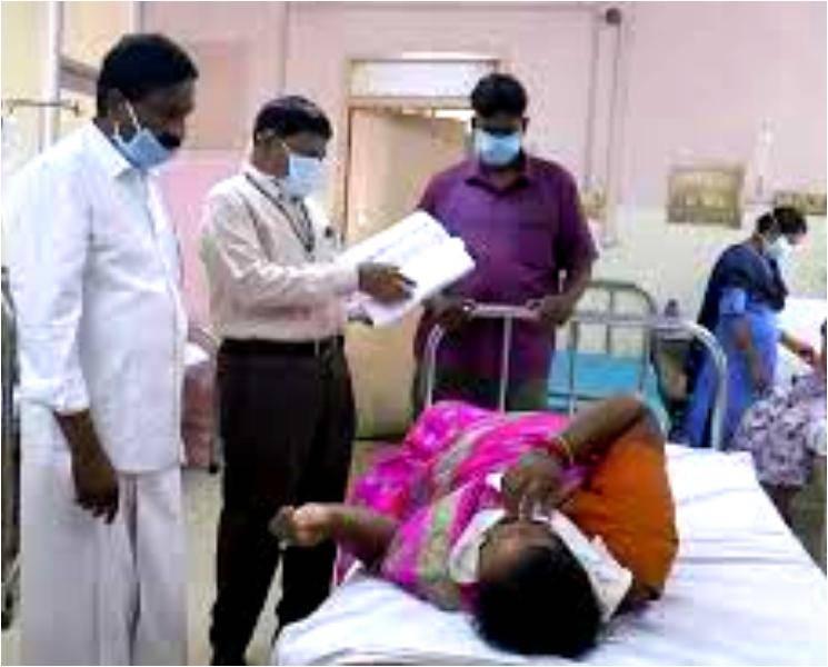 கொரோனா தொற்றால் சென்னையில் இன்று 26 பேர் பலி! பிற மாவட்டத்தில் 5 பேர் பலி..