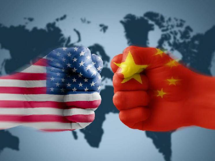 US takes diplomatic shot at China & bans visas!