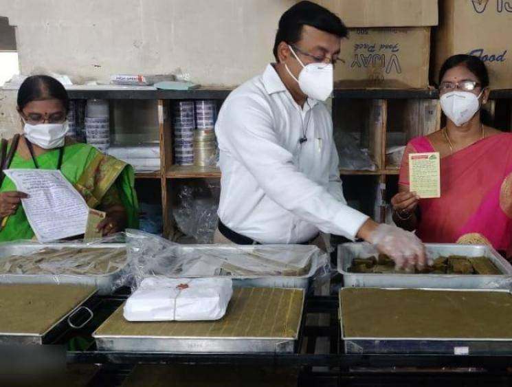 Sweet shop sealed in TN for selling 'herbal Mysore Pak' as coronavirus cure