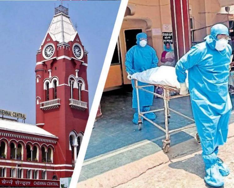 சென்னையில் இன்று கொரோனாவுக்கு 18 பேர் பலி.. - Daily news
