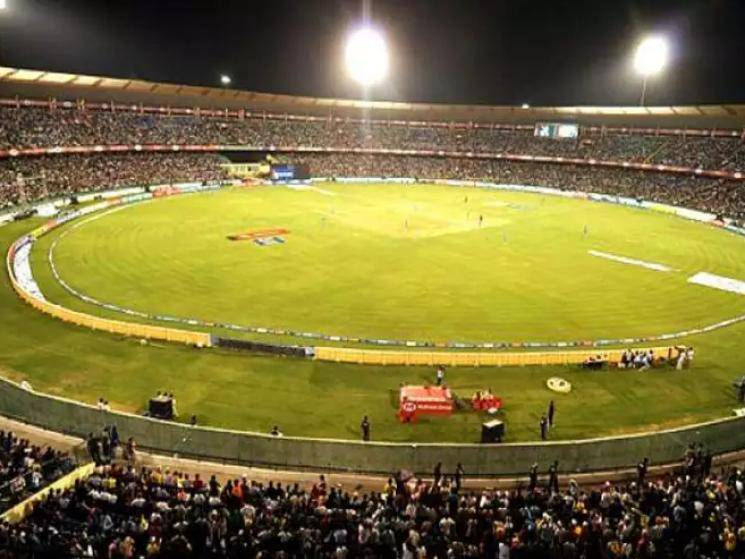 Kolkata Eden Gardens Cricket ground turns COVID quarantine facility!