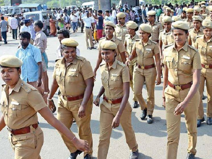 Chennai Police collect Rs. 5 Lakhs for 5-year-old girl's heart surgery! - Daily news