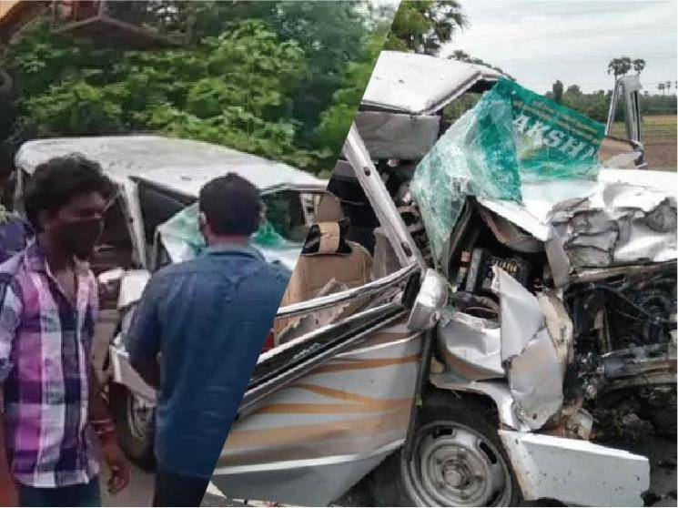 Family of five die in car accident in Tamil Nadu, driver allegedly asleep on wheel