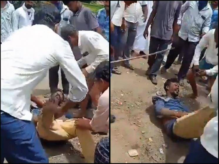 Dalit man in Karnataka beaten up allegedly over caste, counter case filed