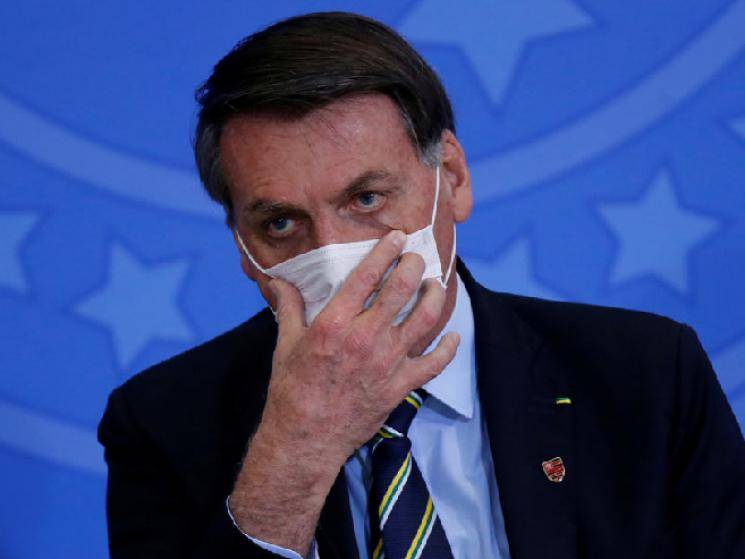 Brazilian President Jair Bolsonaro tests COVID positive for the 3rd time!