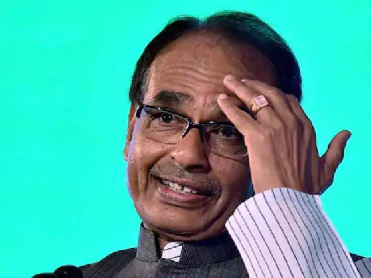 Madhya Pradesh CM Shivraj Singh Chouhan tests positive for COVID & admitted in hospital!