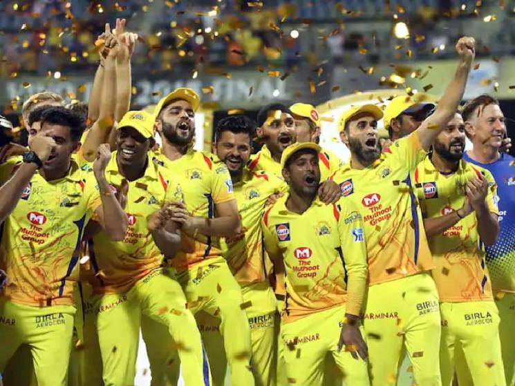 CSK to begin IPL 2020 training from August 10, in UAE! -
