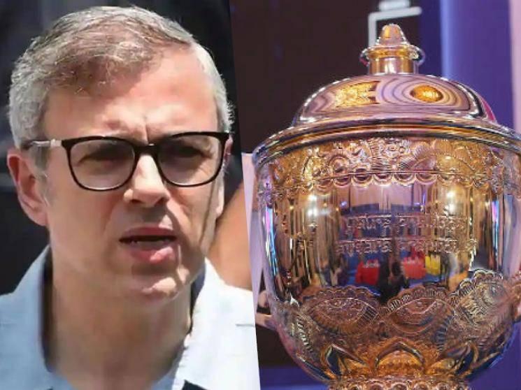 IPL sponsor is Chinese, but people told to boycott goods: Omar Abdullah -