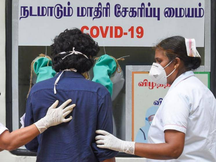 Aug 03 - TN COVID Update: 5,609 New Cases | 109 New Deaths | Total - 2,63,222 Cases & 4,241 Deaths -