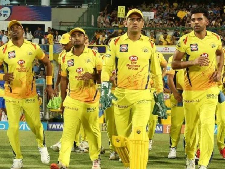 CSK players to arrive in Chennai only after thorough COVID testing! - News Update