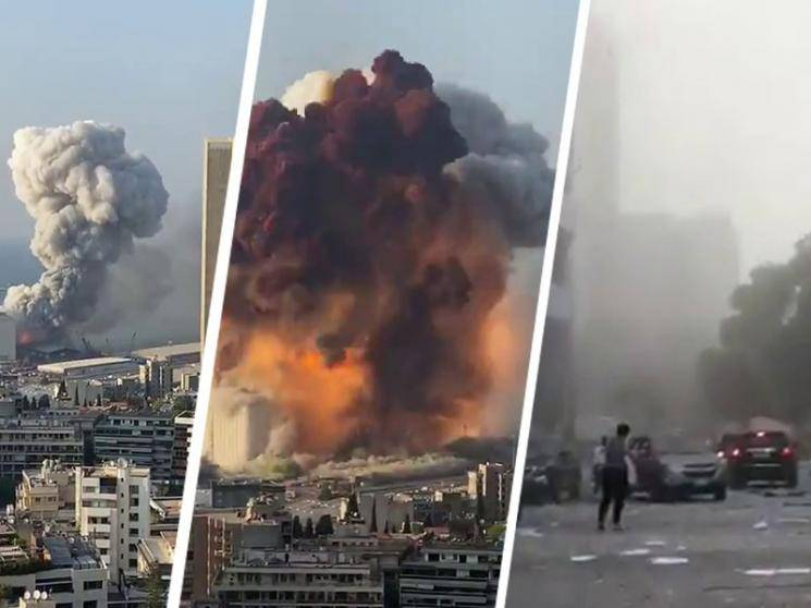 Beirut blast likely caused by ammonium nitrate, over 70 killed and 4,000 wounded -