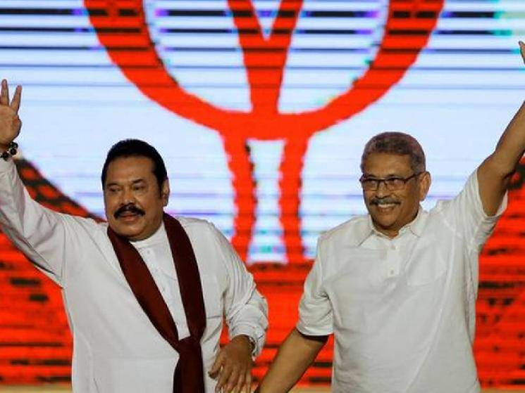 Victory by a huge margin for Mahinda Rajapakse's party in Sri Lanka elections! - Daily Cinema news