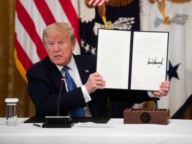 US President Executive Order banning transactions with TikTok parent company ByteDance! - Daily Cinema news