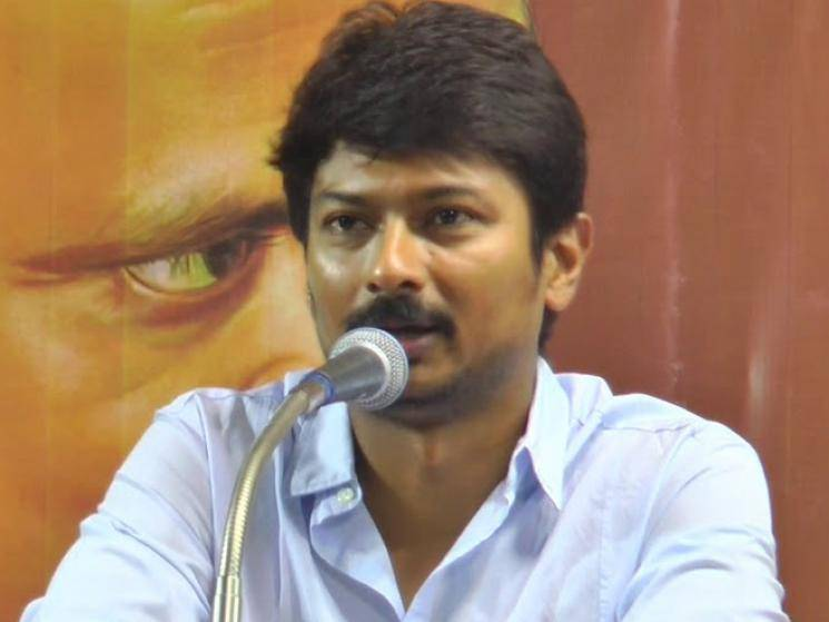 Udhayanidhi Stalin calls TN State Minister D Jayakumar a playboy! - Daily Cinema news