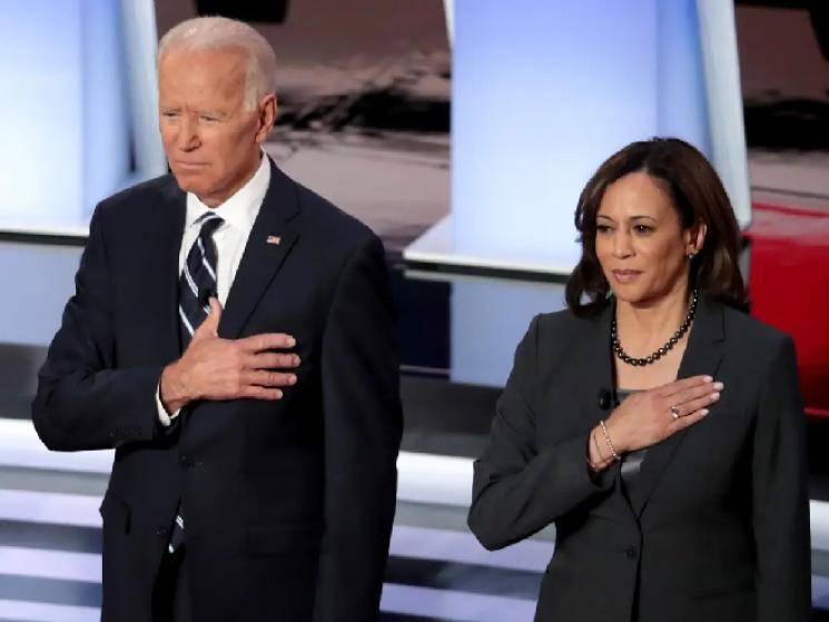Joe Biden picks Kamala Harris as his running mate in upcoming US Presidential elections! - Daily Cinema news