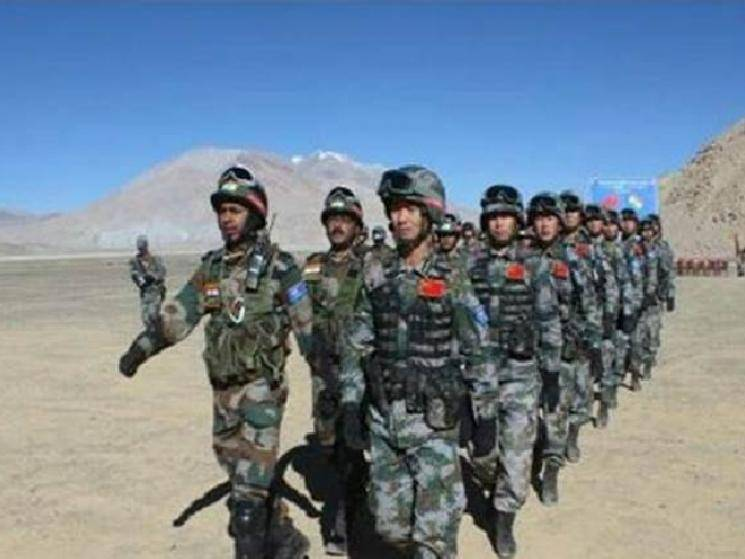 50-60 Chinese soldiers make aggressive approach on Indian Army post along border! - Daily Cinema news