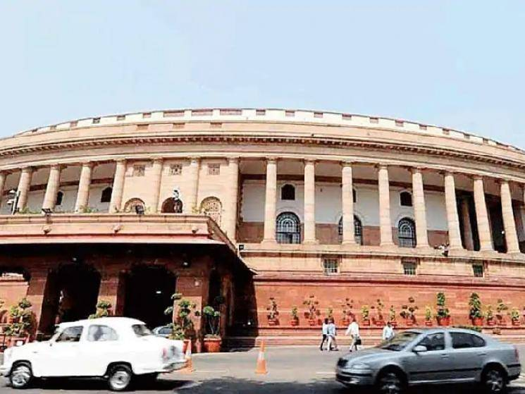 25 MPs test COVID positive on 1st day of Parliament Monsoon Session! - Daily news