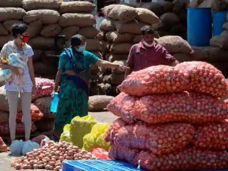 Indian Government orders immediate ban on Onion export! -