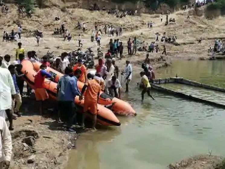 Atleast 14 killed in Rajasthan Kota boat accident! -