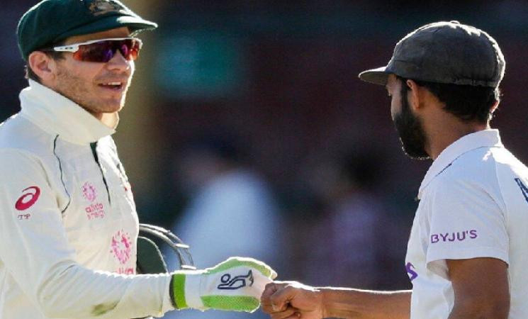 Brave rearguard from India saves 3rd Test against Australia with a draw! - Daily news