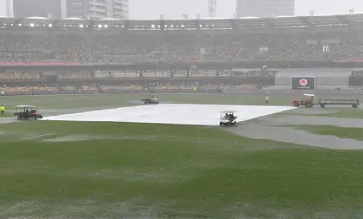 Rain saves India on Day 2 of final Test against Australia! -