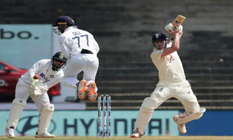 India Vs England 1st Test Day 1 - Joe Root smashes a century in 100th Test! - Daily Cinema news
