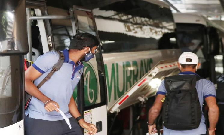 Indian cricketers suffering in Brisbane hotel! -