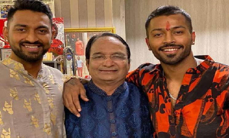 Indian Cricketers Hardik Pandya & Krunal Pandya's father is no more! -