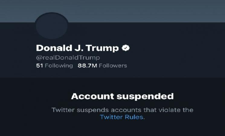 Donald Trump plans to create own platform after indefinite Twitter ban! -