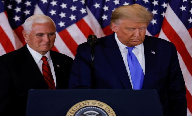 US Vice President refuses to invoke 25th Amendment to remove Donald Trump! - News Update