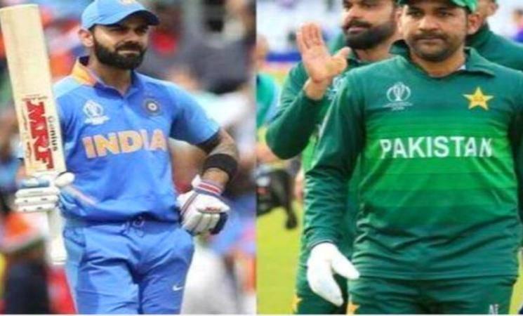 T20 World Cup மீண்டும் மோதும் இந்தியா - பாகிஸ்தான்! -