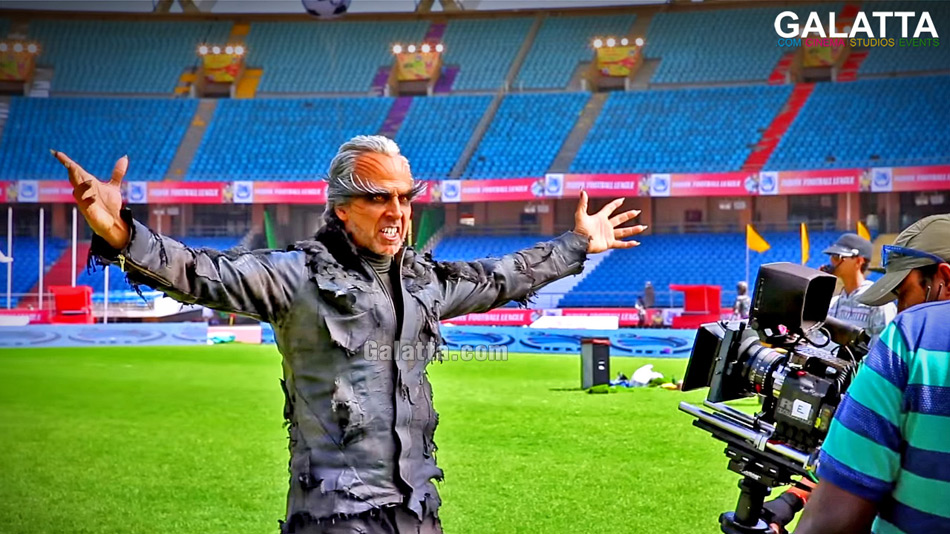 Akshay Kumar in 2 Point 0
