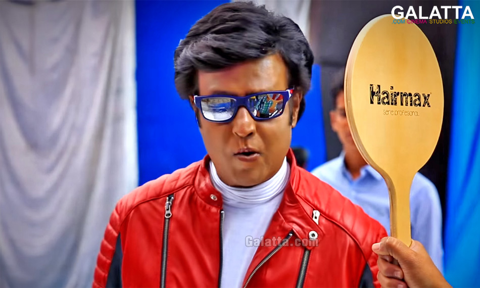 Rajinikanth in 2 Point 0