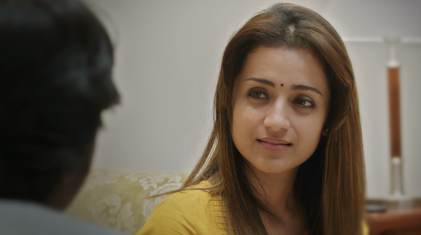 Trisha in 96 teaser