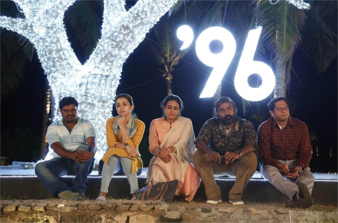Makkal Selvan Vijay Sethupathi and Trisha in 96
