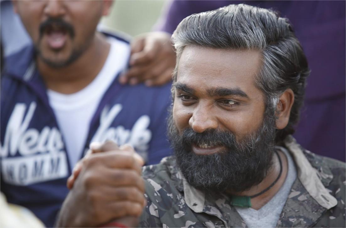 Makkal Selvan Vijay Sethupathi in 96