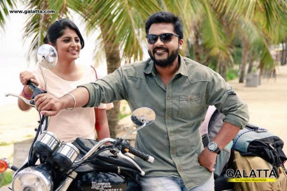 STR Simbu and Manjima Mohan in Achcham Yenbadhu Madamaiyada