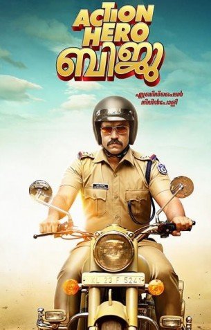 Action Hero Biju Review