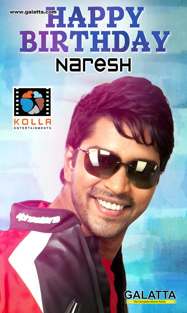 Allari Naresh New Movie
