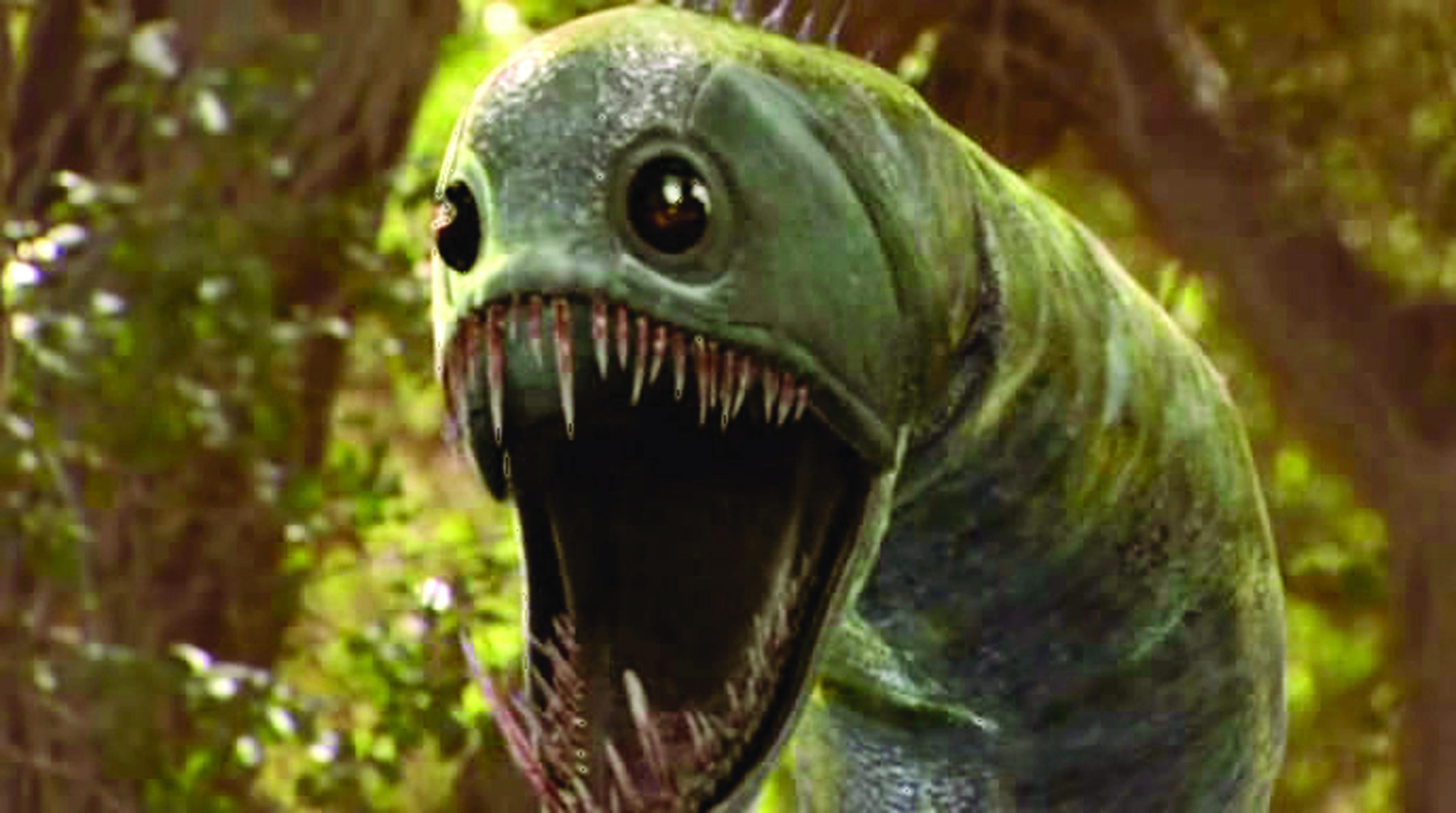 Anaconda Returns