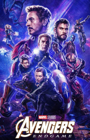 Avengers: End Game - English Movies Review