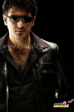 Thala Ajith in Billa
