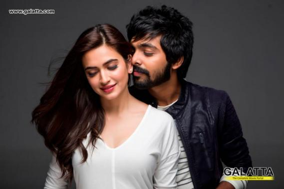 GV Prakash and Kriti Kharbanda in Bruce Lee