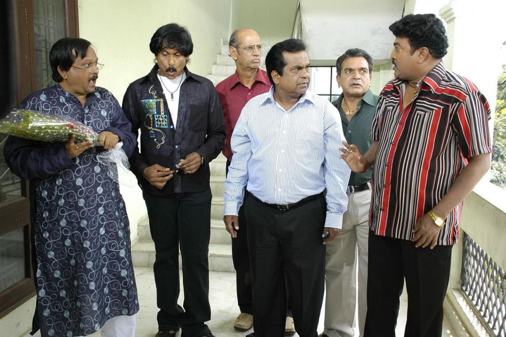 Dr Paramanandayas Student Gang