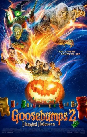 Goosebumps 2: Haunted Halloween - English Movies Review