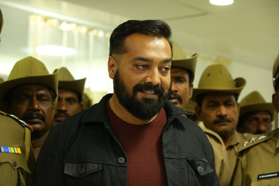 Anurag Kashyap in Imaikkaa Nodigal