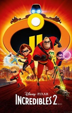 Incredibles 2 photos