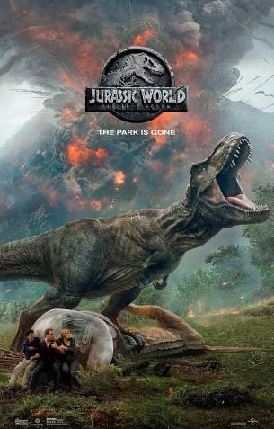 Jurassic World: Fallen Kingdom - Tamil Movies Review